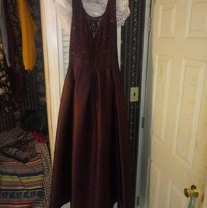 Bride Maid's Dress